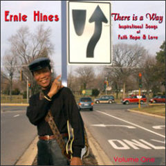 There Is A Way CD by Ernie Hines