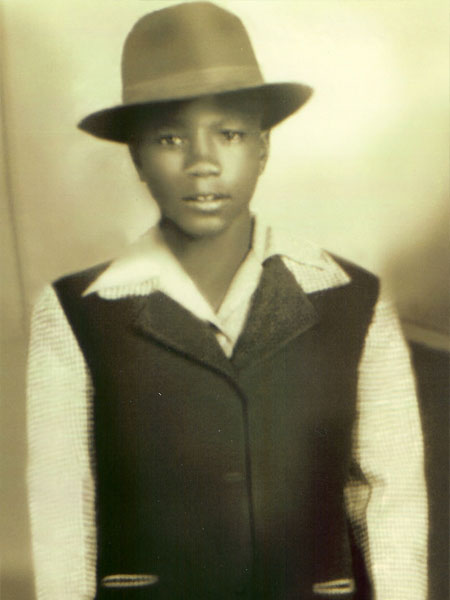 1.	Young Earnest Lee Hines - Jackson, MS